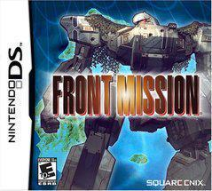 Nintendo DS Front Mission