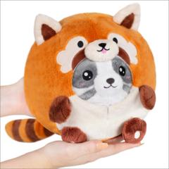 Undercover Panda in Red Panda