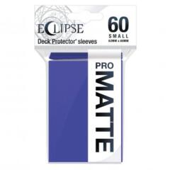 Ultra Pro: 60ct PRO-Matte Eclipse Small Deck Protector sleeves - Royal Purple
