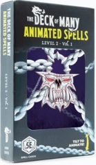 The Deck Of Many Animated Spells: Level 2 A-H