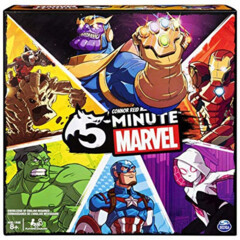5-Minute Marvel