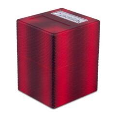 Pirate Lab - Defender Deck Box - Texture Series - Dragon - Blood Red