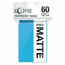 Ultra Pro: 60ct PRO-Matte Eclipse Small Deck Protector sleeves - Sky Blue