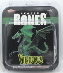 Viridius, Dragon