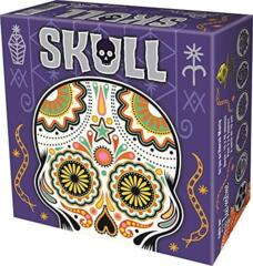 Skull Strategy Card Game