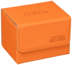 Ultimate Guard - Deck Case 100+ Sidewinder Xenoskin - Orange