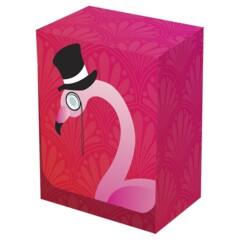 Deck Box: Flamingo