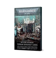 Warhammer 40,000: Battlezone: Terrain Cards