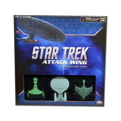 Attack Wing: Star Trek - Starter Set