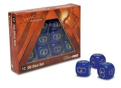 Ultra Pro - Magic: The Gathering - Amonkhet Loyalty Dice Set (86557)