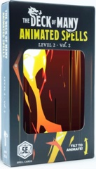 The Deck Of Many Animated Spells: Level 2 I-Z