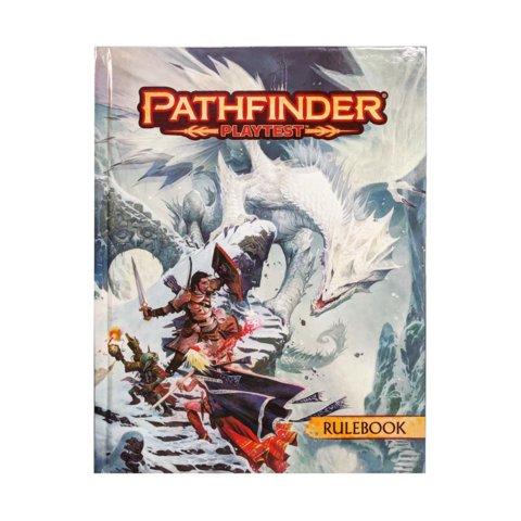 Pathfinder 2E Playtest Rulebook Hc - Pathfinder » Pathfinder