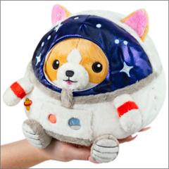Undercover Corgi in Astronaut