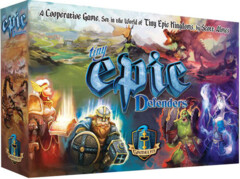Tiny Epic Defenders (2nd Edition)