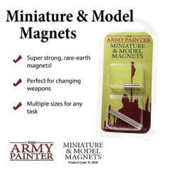 Army Painter: Miniature & Model Magnets