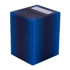 Pirate Lab - Defender Deck Box - Texture Series - Dragon - Deep Blue