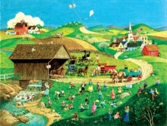 Easter Egg Hunt 500pc Puzzle