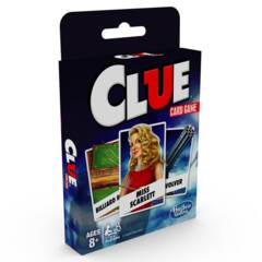 Classic Card Game Clue