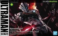 Ultraman Suit Evil Tiga