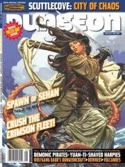 Dungeon Magazine #146