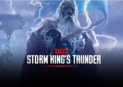 D&D: 5'th Ed. Adventure - Storm King's Thunder