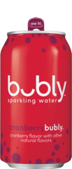 Bubly Sparkling Water - Cherry