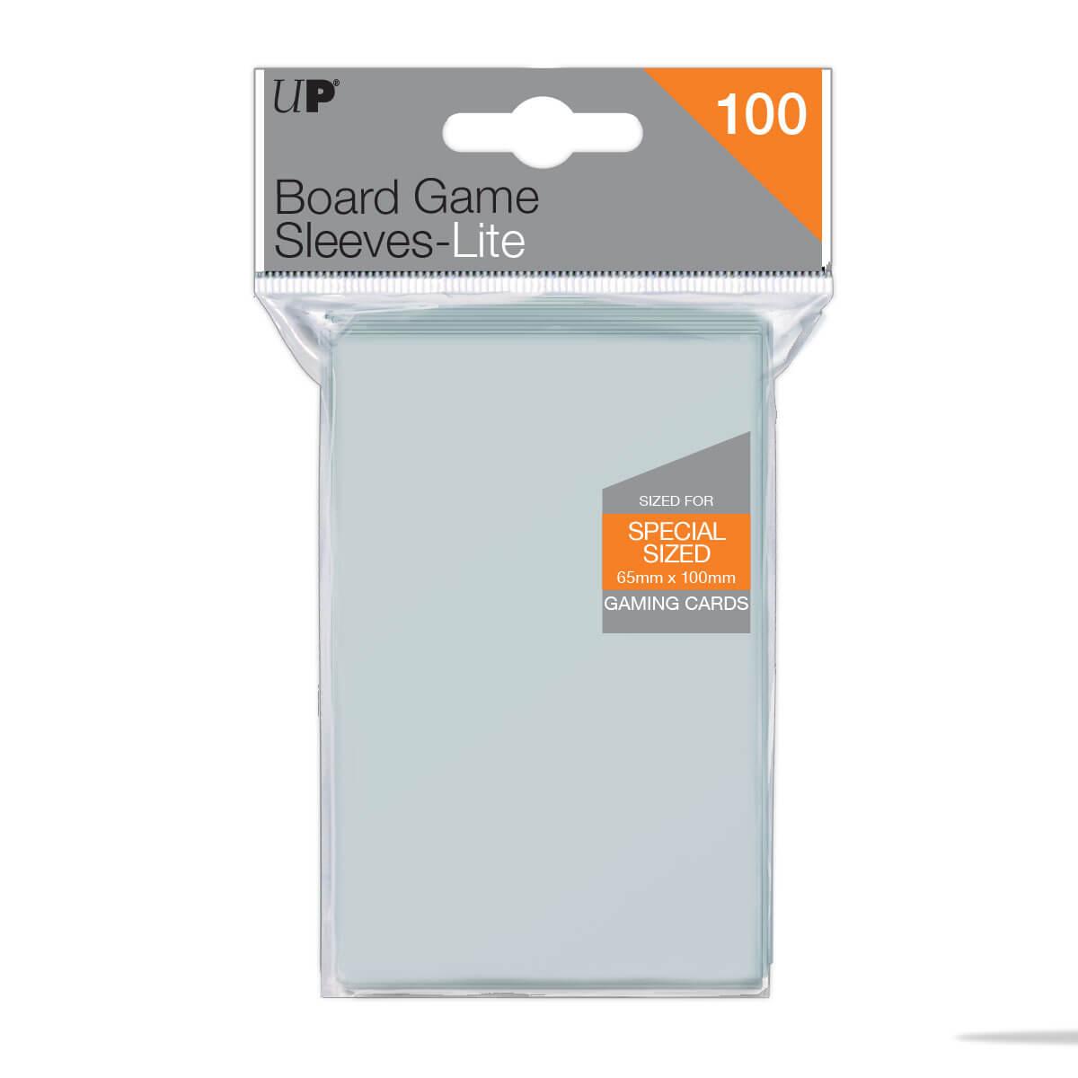 Lite Board Game Sleeves 65mm x 100mm 100ct