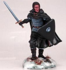 Nights Watch Warrior with Weapon and Shield DSM-5010