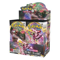 Pokemon - Sword & Shield: Rebel Clash Booster Box