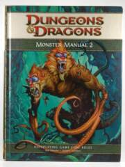 D&D 4th Edition Monster Manual 2