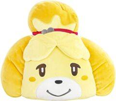 TOMY Club Mocchi-Mocchi - Nintendo - Animal Crossing - Isabelle Mega Cushion Plush
