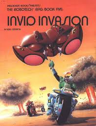 Robotech RPG: Invid Invasion