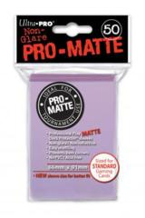 Ultra Pro Standard Sleeves - Matte Lilac (50ct)