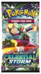 Sun & Moon: Celestial Storm Booster Pack