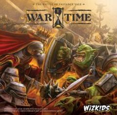 War Time: The Battle of Valyance Vale