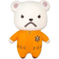 Great Eastern GE-52291 One Piece: Bepo Standing Small Plush, 5.5