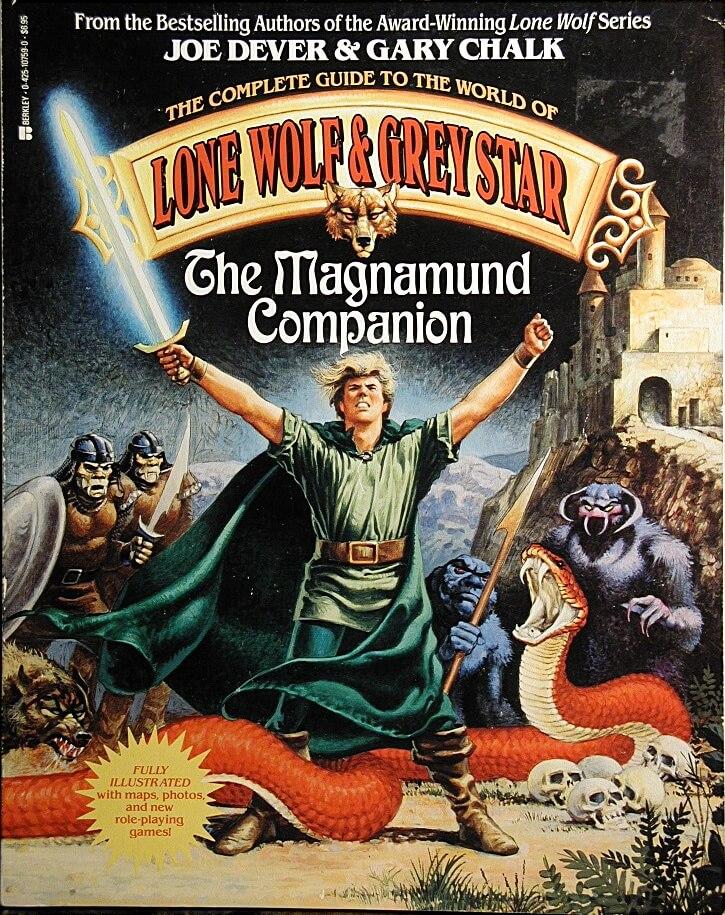 Lone Wolf & Grey Star: The Magnamund Companion