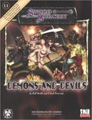 Demons and Devils Sword and Sorcery