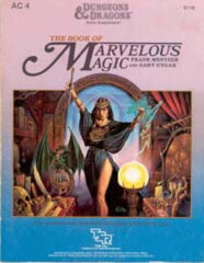The Book of Marvelous Magic