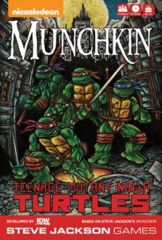 Munchkin - Teenage Mutant Ninja Turtles