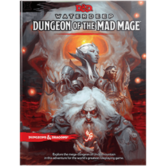 D&D 5e Adventure - Waterdeep: Dungeon of the Mad Mage