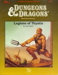 Dungeons & Dragons: Legions of Thyatis