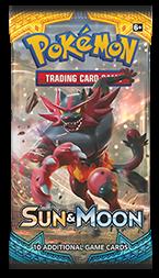 Pokemon - Sun & Moon: Base Set Booster Pack