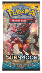 Pokemon - Sun & Moon: Base Set Booster Pack