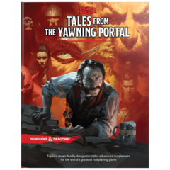D&D 5e Adventure - Tales from the Yawning Portal