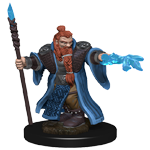 Dwarf Male Wizard