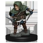 Nolzur's Marvelous Unpainted Miniatures - Halfling Rogue (Male)