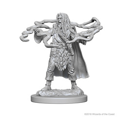 Dungeons & Dragons Nolzur`s Marvelous Unpainted Miniatures: Human Male Sorcerer