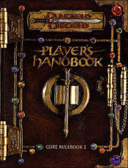 D&D Player's Handbook Core Rulebook 1 Pre-Owned