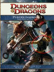 D&D 4e - Player's Handbook 3
